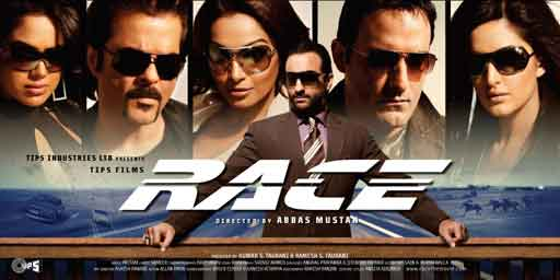 RACE poster on angadsodhi.com